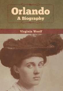 Virginia Woolf: Orlando, Buch