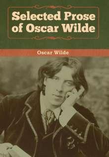 Oscar Wilde: Selected Prose of Oscar Wilde, Buch