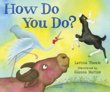 Larissa Theule: How Do You Do?, Buch