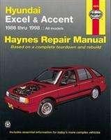 Haynes Publishing: Hyundai Excel & Accent (86-13), Buch