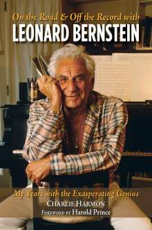 Charlie Harmon: On the Road and Off the Record with Leonard Bernstein, Buch