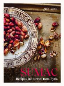 Anas Atassi: Sumac: Recipes and Stories from Syria, Buch