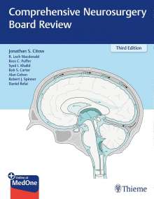 Comprehensive Neurosurgery Board Review, Buch