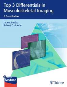 Jasjeet Bindra: Top 3 Differentials in Musculoskeletal Imaging, 1 Buch und 1 Diverse