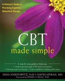 Josefowitz, Nina, PhD: CBT Made Simple, Buch