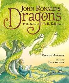 Caroline McAlister: John Ronald's Dragons, Buch