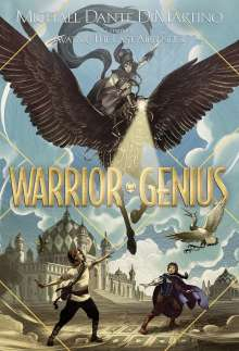Michael Dante DiMartino: Warrior Genius, Buch
