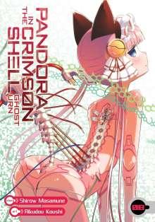 Masamune Shirow: Pandora in the Crimson Shell: Ghost Urn, Buch