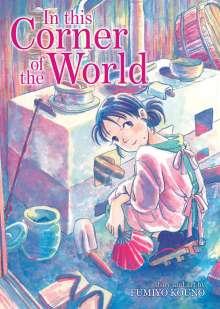 Fumiyo Kouno: In This Corner of the World, Buch