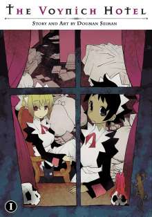 Seiman Douman: The Voynich Hotel Vol. 1, Buch