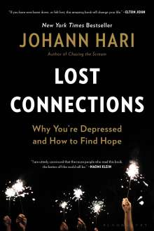 Johann Hari: Lost Connections: Why You're Depressed and How to Find Hope, Buch