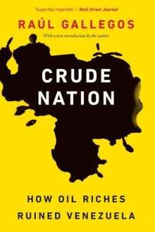 Raul Gallegos: Crude Nation, Buch
