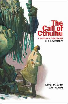 H. P. Lovecraft: The Call of Cthulhu, Buch