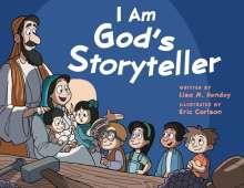 Lisa M. Hendey: I Am God's Storyteller, Buch