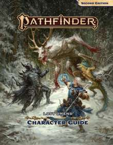 John Compton: Pathfinder Lost Omens Character Guide [P2], Buch