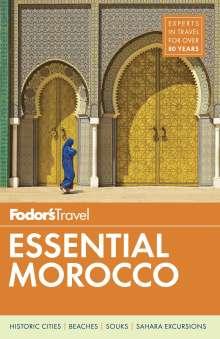 Rachel Blech: Fodor's Essential Morocco, Buch