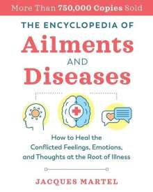 Jacques Martel: The Encyclopedia of Ailments and Diseases, Buch
