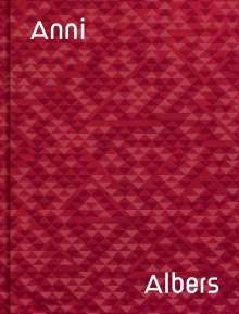 Anni Albers: Anni Albers, Buch