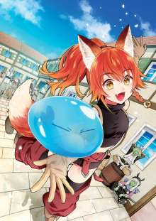 Tae Tono: That Time I Got Reincarnated as a Slime: Trinity in Tempest (Manga) 5, Buch