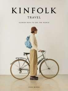 John Burns: The Kinfolk Travel, Buch