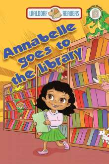Abby Balson: Annabelle Goes to the Library, Buch