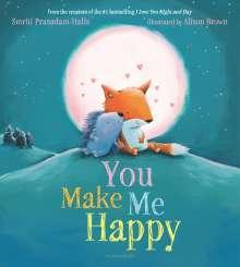 Smriti Prasadam-Halls: You Make Me Happy, Buch
