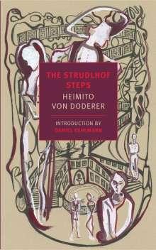 Heimito Von Doderer: The Strudlhof Steps: The Depth of the Years, Buch
