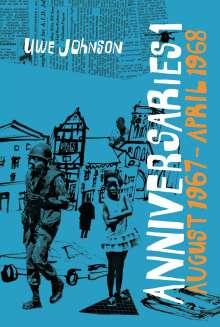 Uwe Johnson: Anniversaries, Volume 1, Buch