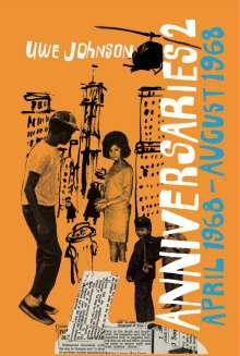 Uwe Johnson: Anniversaries, Volume 2, Buch