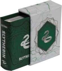 Insight Editions: Harry Potter: Slytherin (Tiny Book), Buch