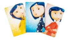 Insight Editions: Coraline Pocket Notebook Collection, Buch