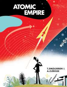 Thierry Smolderen: Atomic Empire, Buch