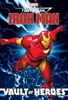 Fred Van Lente: Marvel Vault of Heroes: Iron Man, Buch