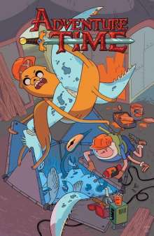 Christopher Hastings: Adventure Time Vol. 13, Volume 13, Buch