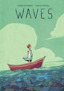 Ingrid Chabbert: Waves, Buch