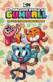 Kate Sherron: The Amazing World of Gumball: Adventures in Elmore, Buch