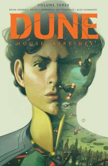 Brian Herbert: Dune: House Atreides Vol. 3, Buch