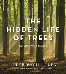 Peter Wohlleben: The Hidden Life of Trees: The Illustrated Edition, Buch