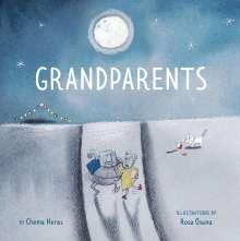 Chema Heras: Grandparents, Buch