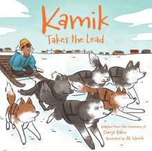 Darryl Baker: Kamik Takes the Lead, Buch