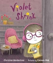 Christine Baldacchino: Violet Shrink, Buch