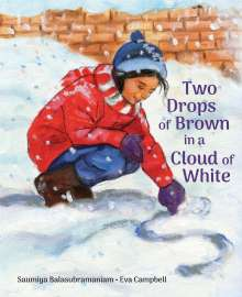 Saumiya Balasubramaniam: Two Drops of Brown in a Cloud of White, Buch