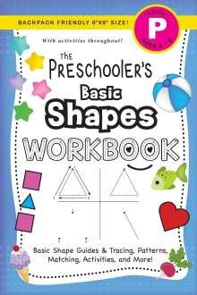 Lauren Dick: The Preschooler's Basic Shapes Workbook, Buch