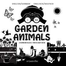 Lauren Dick: I See Garden Animals, Buch