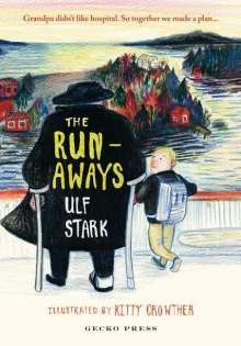 Ulf Stark: The Runaways, Buch