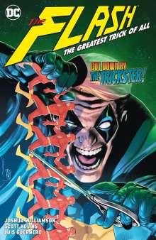 Joshua Williamson: Flash Volume 11: The Greatest Trick of All, Buch