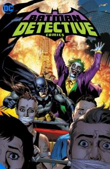 Peter J. Tomasi: Batman: Detective Comics Volume 3:, Buch