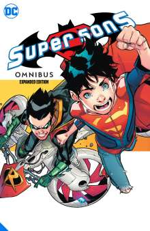 Peter J. Tomasi: Super Sons Omnibus Expanded Edition, Buch