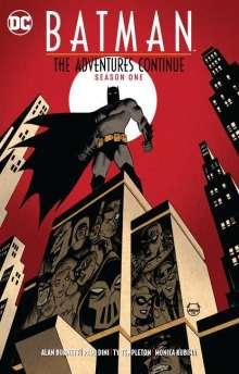 Paul Dini: Batman: The Adventures Continue Season One, Buch