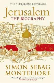 Simon Sebag Montefiore: Jerusalem, Buch